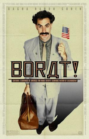 Borat - Cultural Learning of America